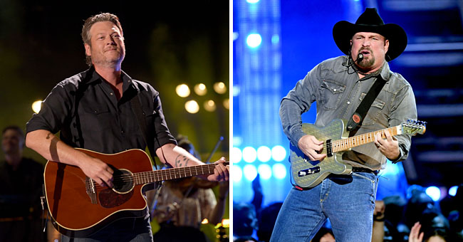 Garth Brooks and Blake Shelton Pair up to Make a Bombshell New Single: 'Dive Bar'