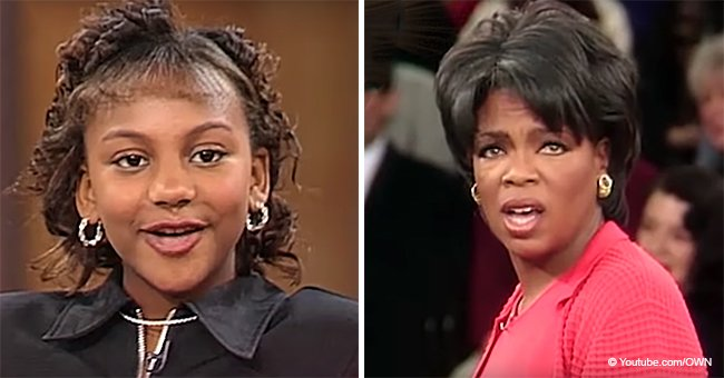 Remember the 1000-letter name girl from 'The Oprah Winfrey Show'? Her '97 interview has gone viral