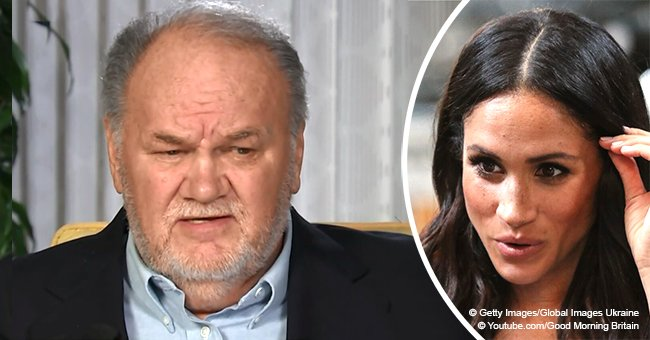 Thomas Markle calls on the Queen to help heal the rift with Meghan Markle in new TV interview