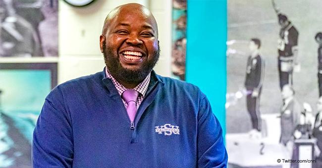 Virginia Teacher Rodney Robinson Wins 2019 Teacher of the Year