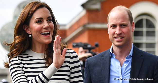 Kate Middleton and Prince William Are 'Absolutely Thrilled' at the Arrival of Baby Sussex