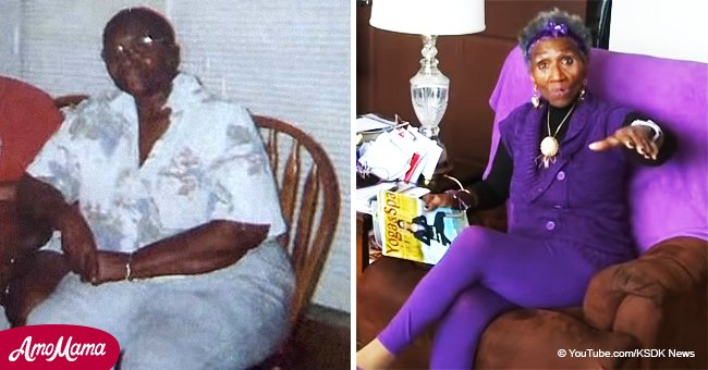 Grandmother Loses 120 Pounds and Looks Unrecognizable by Walking in a 1-Bedroom Apartment