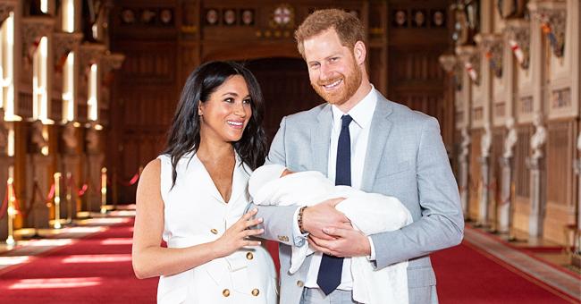Meghan Markle et le prince Harry ont emmené Archie, 3 mois, en vacances à la plage en France