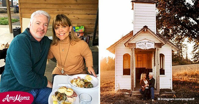 Amy Roloff shares sweet photo with her boyfriend and it sparks engagement rumors