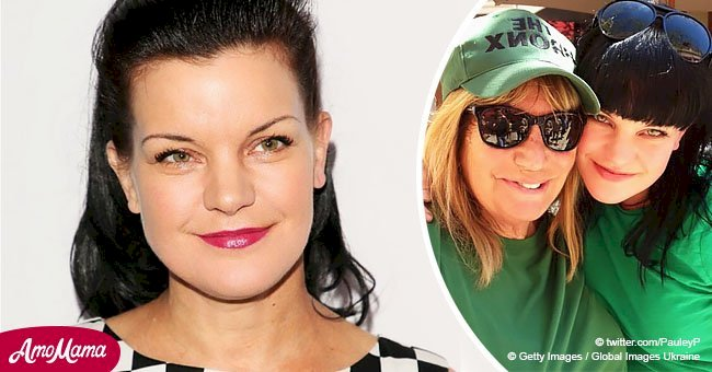 Former 'NCIS' star Pauley Perrette shows love to late Penny Marshall by sharing a rare photo