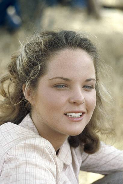 "Melissa Sue Anderson as Mary Ingalls on ""Little House on the Prairie"" 