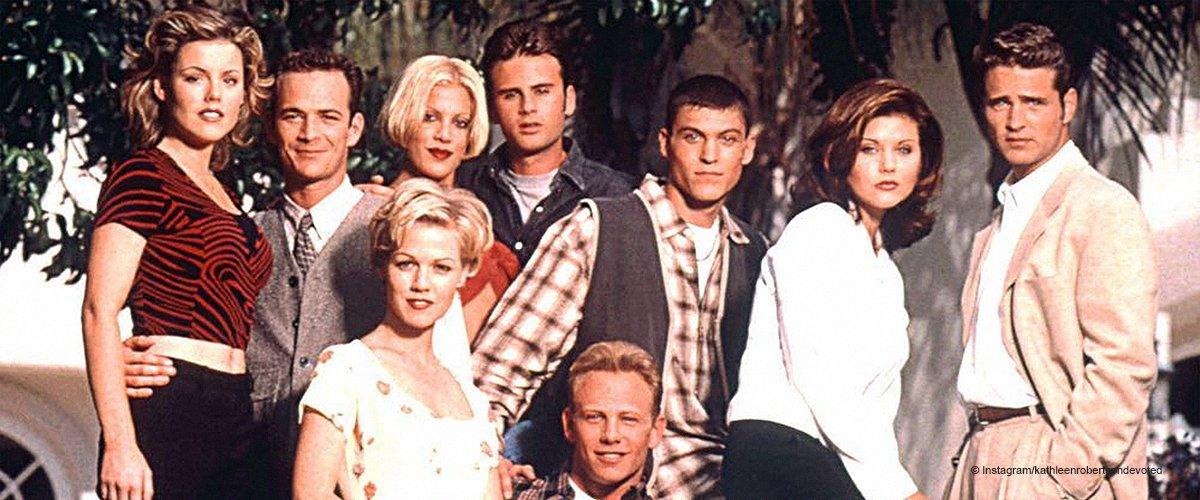La mort de Luke Perry: qu'est-il arrivé aux autres acteurs de 'Beverly Hills, 90210'?