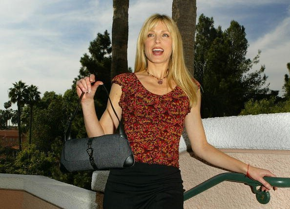 Marla Maples à l'hôtel Beverly Hills le 5 novembre 2003 à Beverly Hills, CA. | Photo : Getty Images