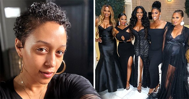 Tia Mowry Says She Would Be Scared to Join 'Real Housewives of Atlanta' after Working with Kenya Moore