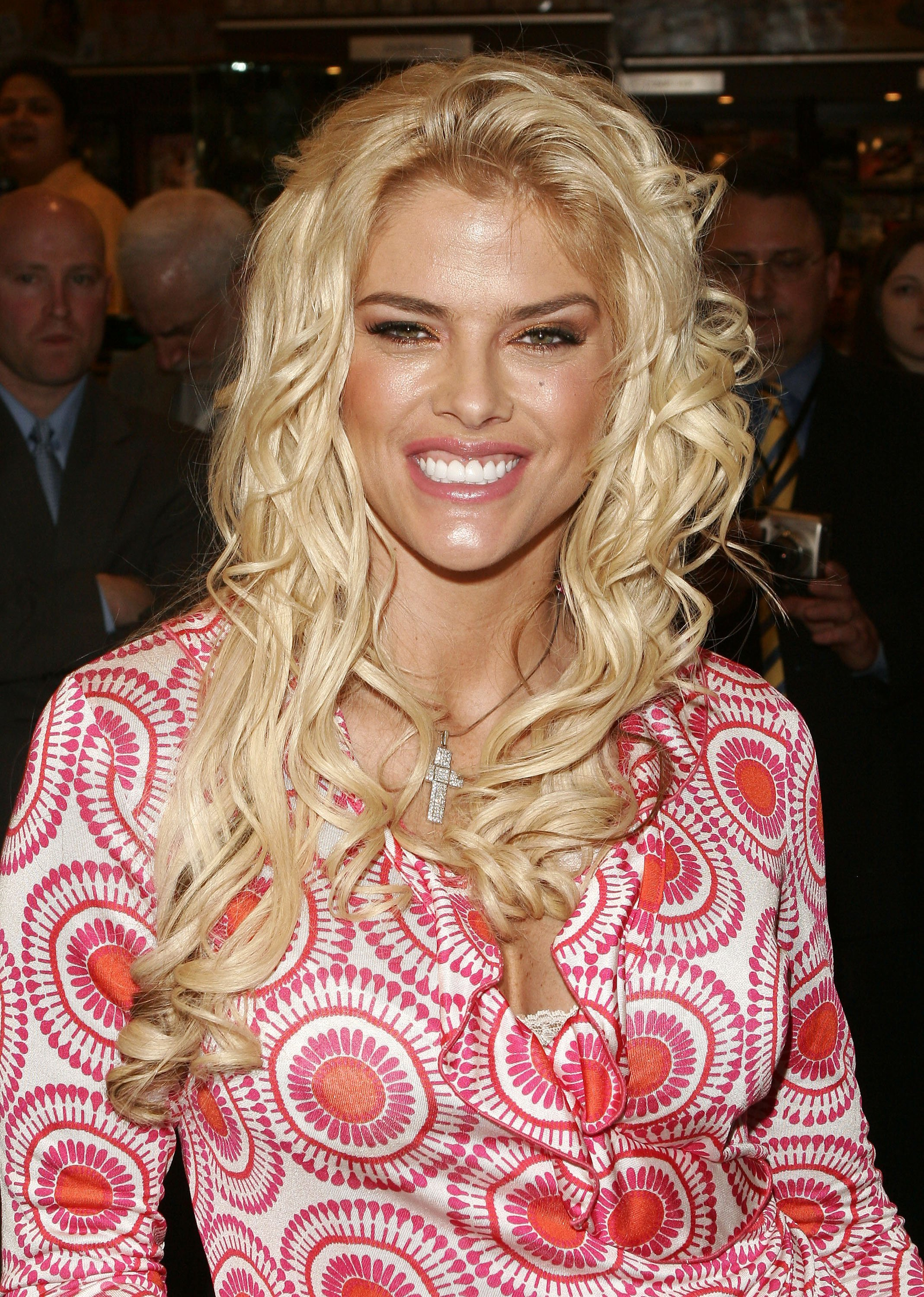 Model Anna Nicole | Getty Images/ Global Images Ukraine