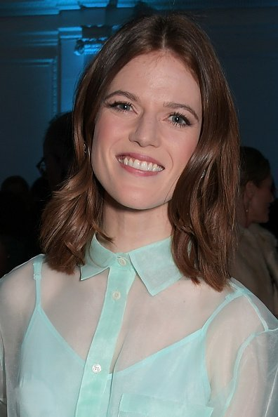 Rose Leslie at the Royal Horticultural Halls on May 16, 2019 in London, England | Photo: Getty Images