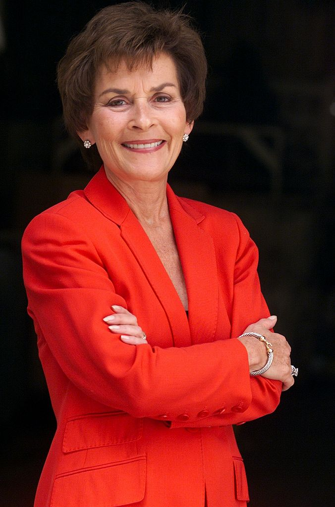 """Judge Judy Sheindlin, author of """"Keep It Simple, Stupid: You're Smarter Than You Look   Photo: Getty Images"""