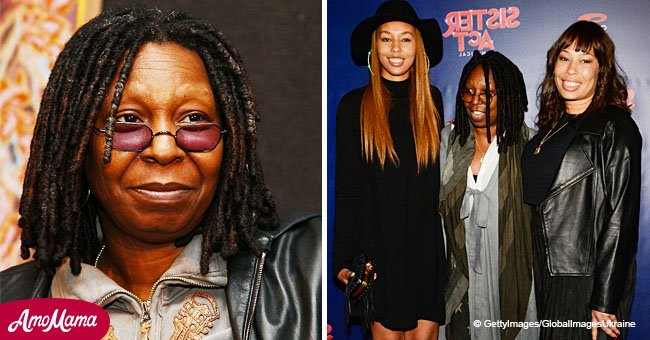 Whoopi Goldberg's Grandchildren Are All Grown up and Seem to Have Inherited Her Creative Gene