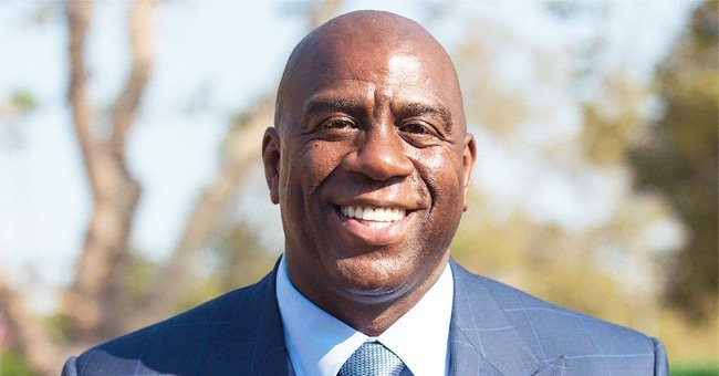 Earvin Magic Johnson retired from the sport for good in 1996 | Photo: Getty Images