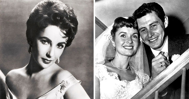 Inside Debbie Reynolds and Elizabeth Taylor's Complicated Relationship
