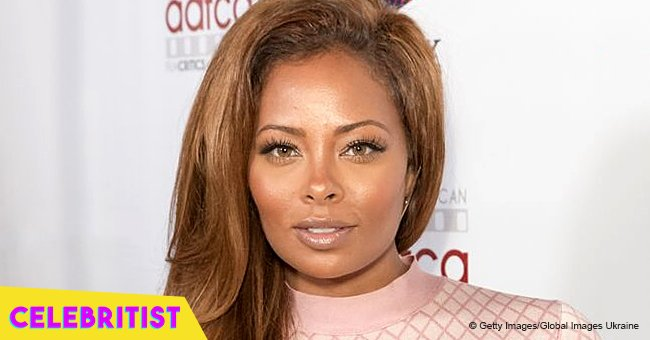 Eva Marcille's 4-month-old son captivates hearts with his big blue eyes in latest pics