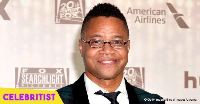 'Jerry Maguire' star Cuba Gooding Jr. proudly shares photo of son from his college graduation