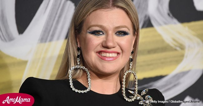 Kelly Clarkson reveals the 'secret' to her weight loss with a joke