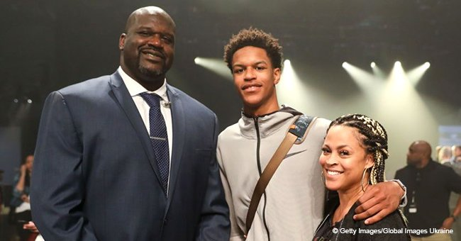 Shaquille O'Neal's son Shareef breaks silence on his health after undergoing heart surgery