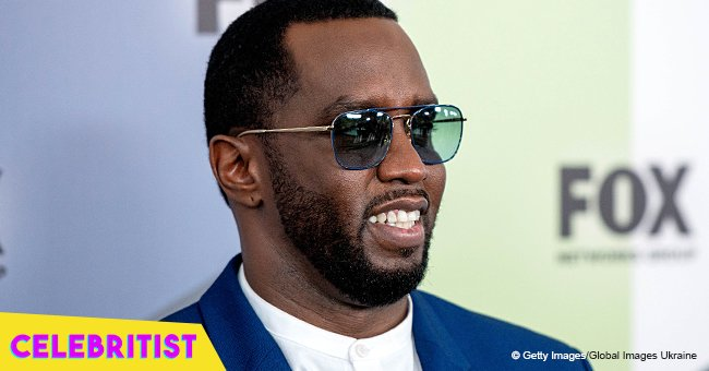 Diddy is a proud dad, sharing picture of his 'babies' starting middle school
