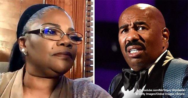 Mo'Nique finally breaks silence about the rumors she allegedly threatened to slap Steve Harvey