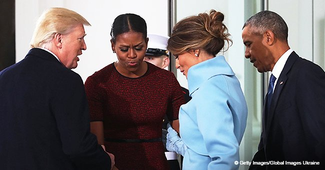 Michelle Obama Reveals She Sobbed for 30 Minutes Immediately after Leaving The White House