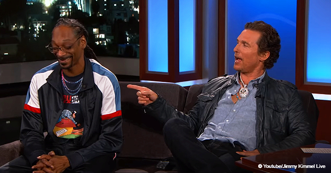 'You Rapped for 13 Hours Straight,' Snoop Dogg after Tricking Matthew McConaughey into Smoking Weed