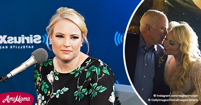 Meghan McCain admits she's still waiting for her late father's phone call
