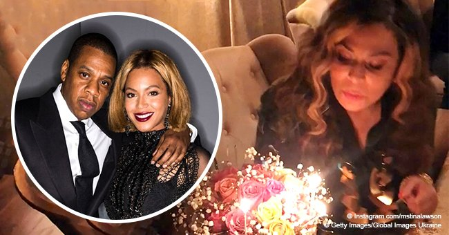 Tina Lawson celebrates b-day for the 2nd week after getting slammed over Beyoncé & Jay-Z's age gap