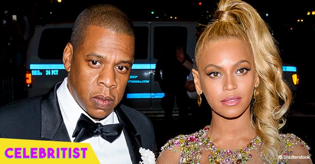 Beyonce and Jay-Z take over the Louvre, rocking extravagant outfits in first video from joint album