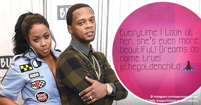 Papoose breaks silence on wife Remy Ma's difficult delivery & gives update on newborn daughter