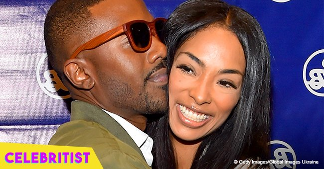 Ray J's wife Princess Love melts hearts with photo of baby daughter on her on 1-month birthday