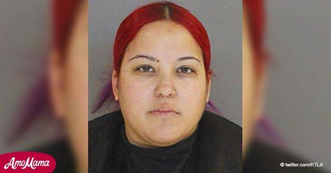 """Une femme accusée d'avoir versé de l'eau sur un bébé endormi en guise de """" vengeance """" pour l'avoir réveillée"""
