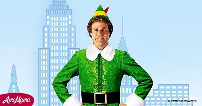 Will Ferrell shares his favorite scene from the iconic Christmas 'Elf' movie