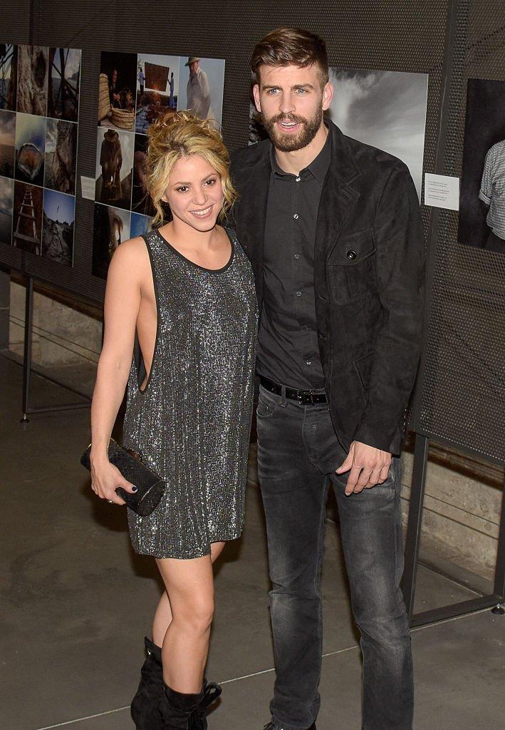 Shakira y Piqué en los premios Festa De Esport Catala en 2016.| Fuente: Getty Images