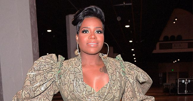 Fantasia Shares Photo of 18-Year-Old Daughter Zion Rocking Long Braids and All-Black Outfit