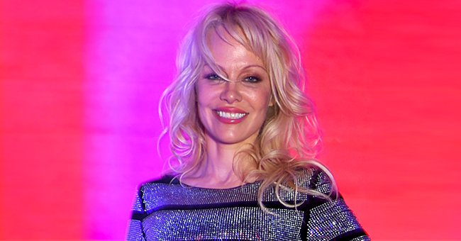 Pamela Anderson, 53, Delights Fans with New Instagram Video of Her Curves in a Ruffled Dress