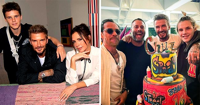 David and Victoria Beckham Celebrate Their Son Cruz's 16th Birthday in Miami — See the Photos