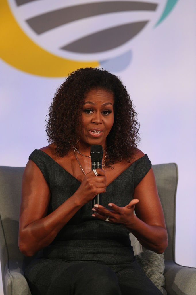 Michelle Obama | Photo : Getty Images