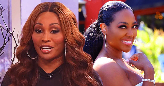Cynthia Bailey of RHOA Reportedly Says Kenya Moore Is Open to Making Her Marriage with Marc Daly Work