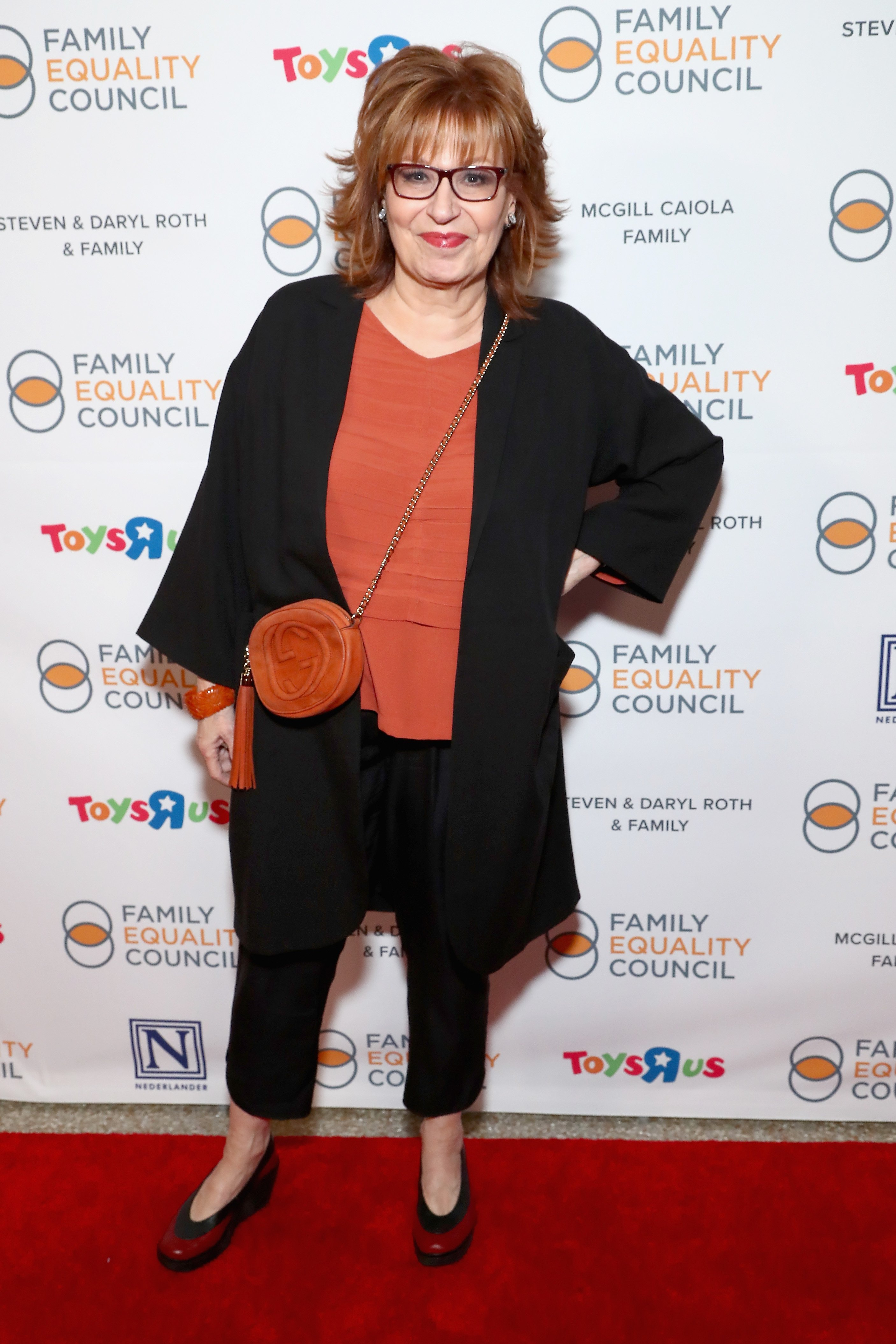 """Joy Behar at Family Equality Council's """"Night at the Pier"""" at Pier 60 on May 8, 2017. 