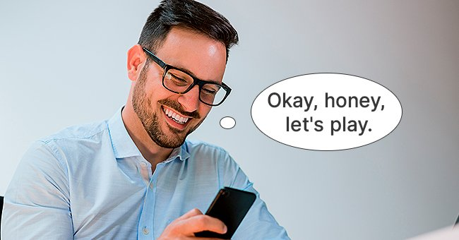 Daily Joke: Clever Husband Taught His Wife a Lesson via Text Message