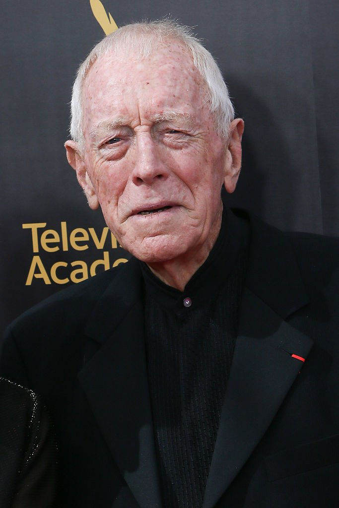 Max von Sydow attends the 2016 Creative Arts Emmy Awards Day 1 at the Microsoft Theater | Getty Images