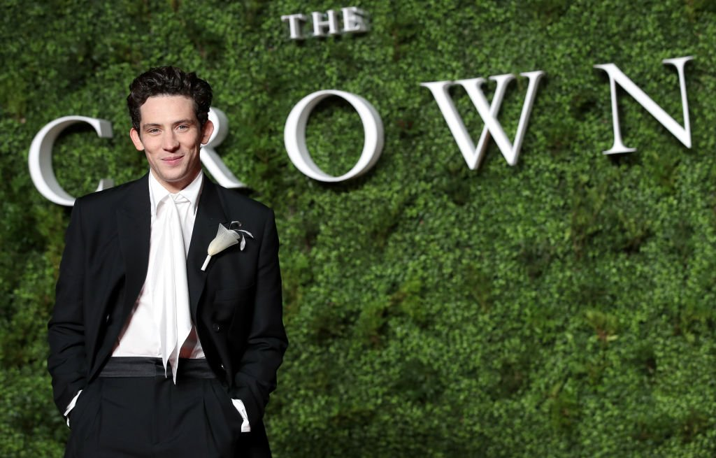 """Josh O'Connor attends """"The Crown"""" Season 3 world premiere at The Curzon Mayfair on November 13, 2019. 