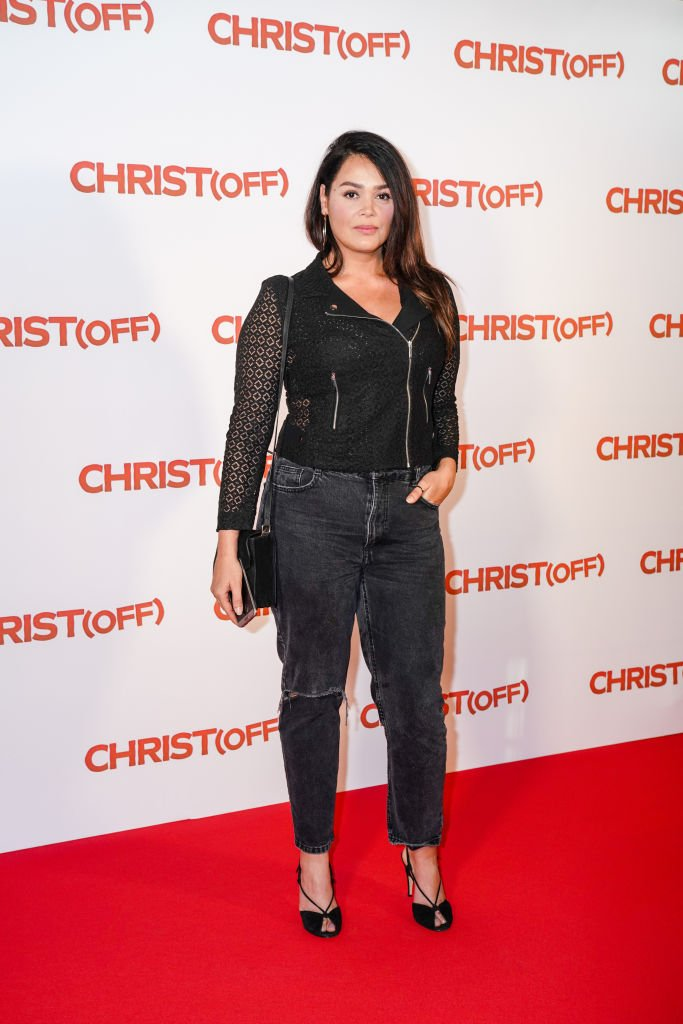 L'actrice Lola Dewaere assiste au photocall de la première de Christ(Off) Paris, à l'UGC Cine Cite Bercy le 18 juin 2018 à Paris, France. | Photo : Getty Images