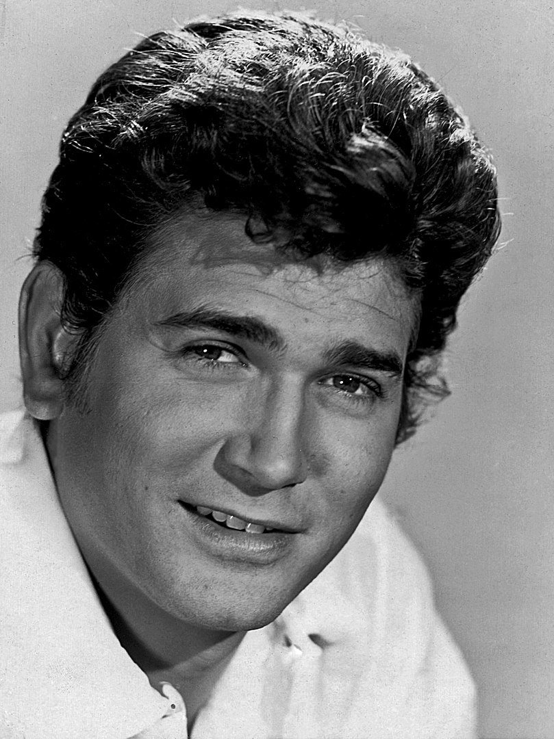 Publicity still of Michael Landon | Photo: Wikimedia Commons Images