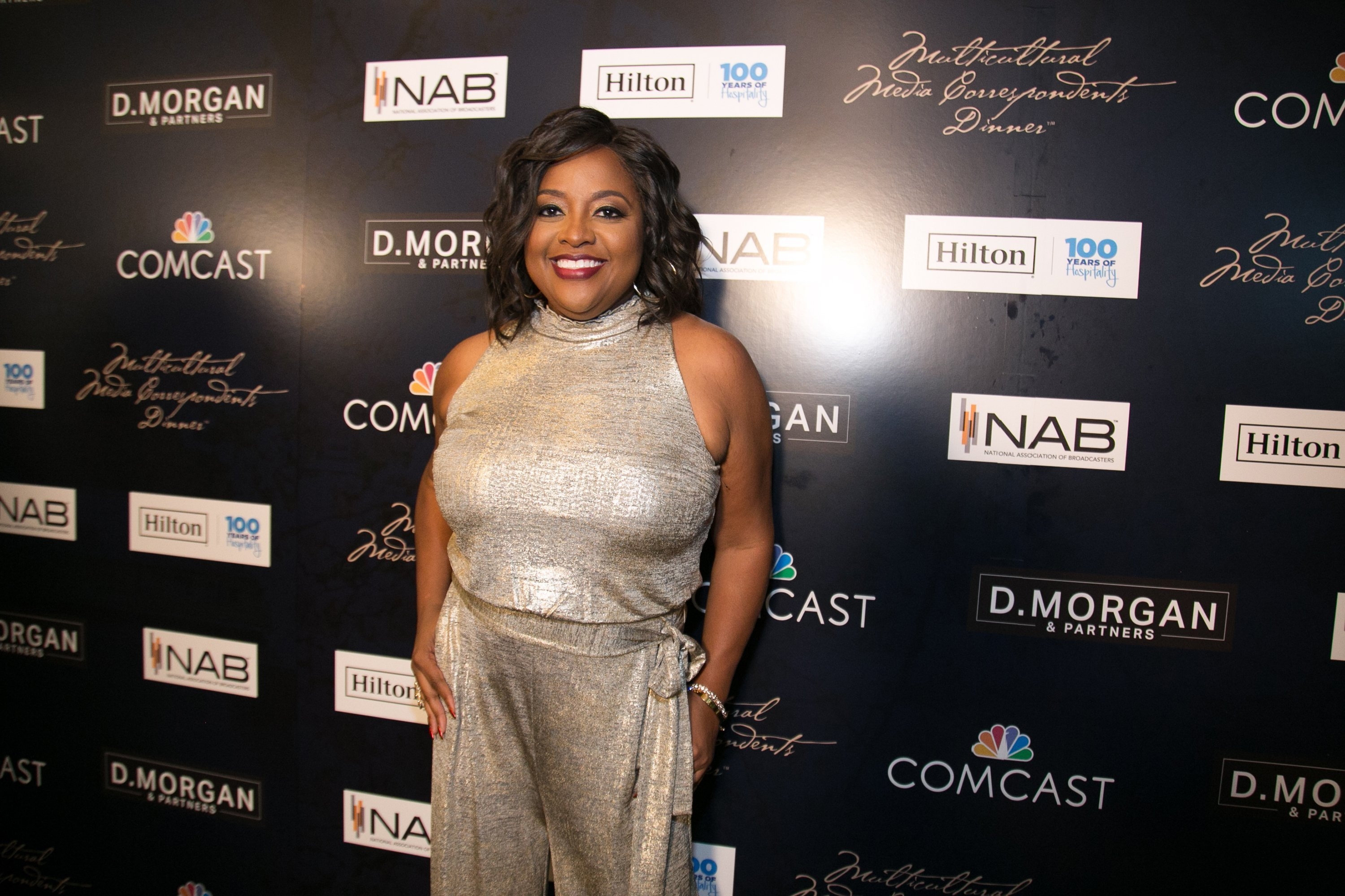 Sherri Shepherd attends Multicultural Media Correspondents' Dinner at National Press Club on July 09, 2019. | Photo: Getty Images