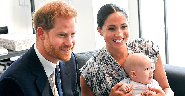 ET Online: Inside Prince Harry and Meghan Markle's Plans for Their First Christmas after Megxit