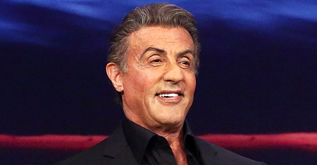 Sylvester Stallone Posts Rare Throwback Photos & Shares Secret to His Strict Diet for 'Rocky 3'
