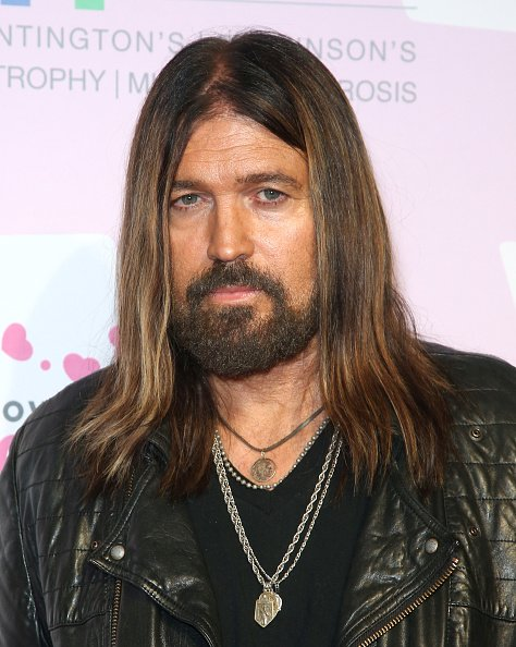 Billy Ray Cyrus at MGM Grand Garden Arena on March 07, 2020 in Las Vegas, Nevada. | Photo: Getty Images